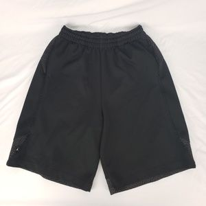 Jordan Men's Basketball Shorts Black M 30-34 w